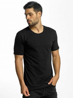 T-Shirt Titanium in black XXL