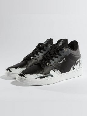Sneakers Camo in black 46