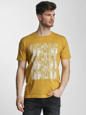 T-Shirt Holmium in yellow XXL