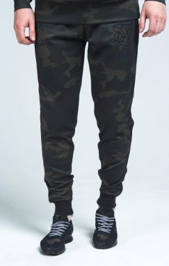 Camo Sweatpants SikSilk S