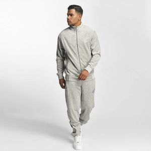 Suits Retro Basic Velour Set in gray XL