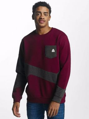 Pullover Klawock in red 3XL