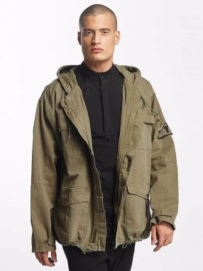 Lightweight Jacket Oversized in olive XL