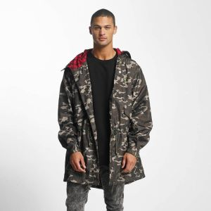 Lightweight Jacket Mono in camouflage XXL