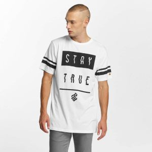 T-Shirt Stay in white XXL