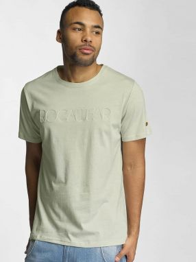 T-Shirt Logo in olive 3XL