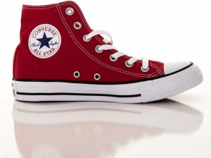 Unisex Boty Chuck Taylor All Star Hi Red 39,5