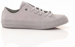 Unisex Boty Chuck Taylor All Star II Ox Lux Leather Grey 44,5
