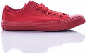 Unisex Boty Chuck Taylor All Star Red 45
