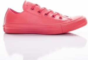 Unisex Boty Chuck Taylor All Star Rubber Red 45