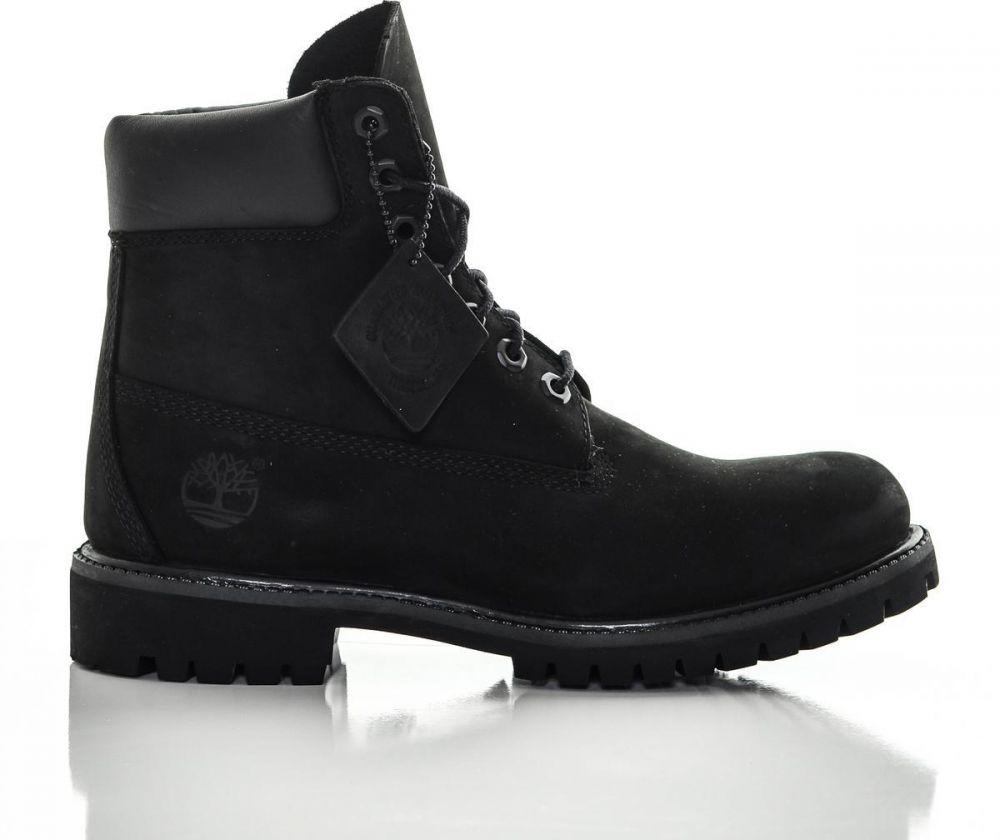 Dámske čierne vodeodolné kožené zimné topánky 6-INCH 37 3217cace9f4