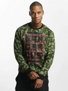 Pullover Smear Camouflage 4XL