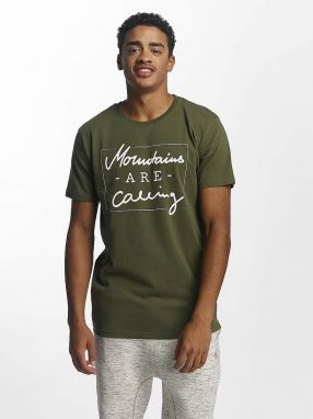 T-Shirt Kasaan in olive S