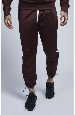 Classic Sweatpants Bordeaux Illusive London S