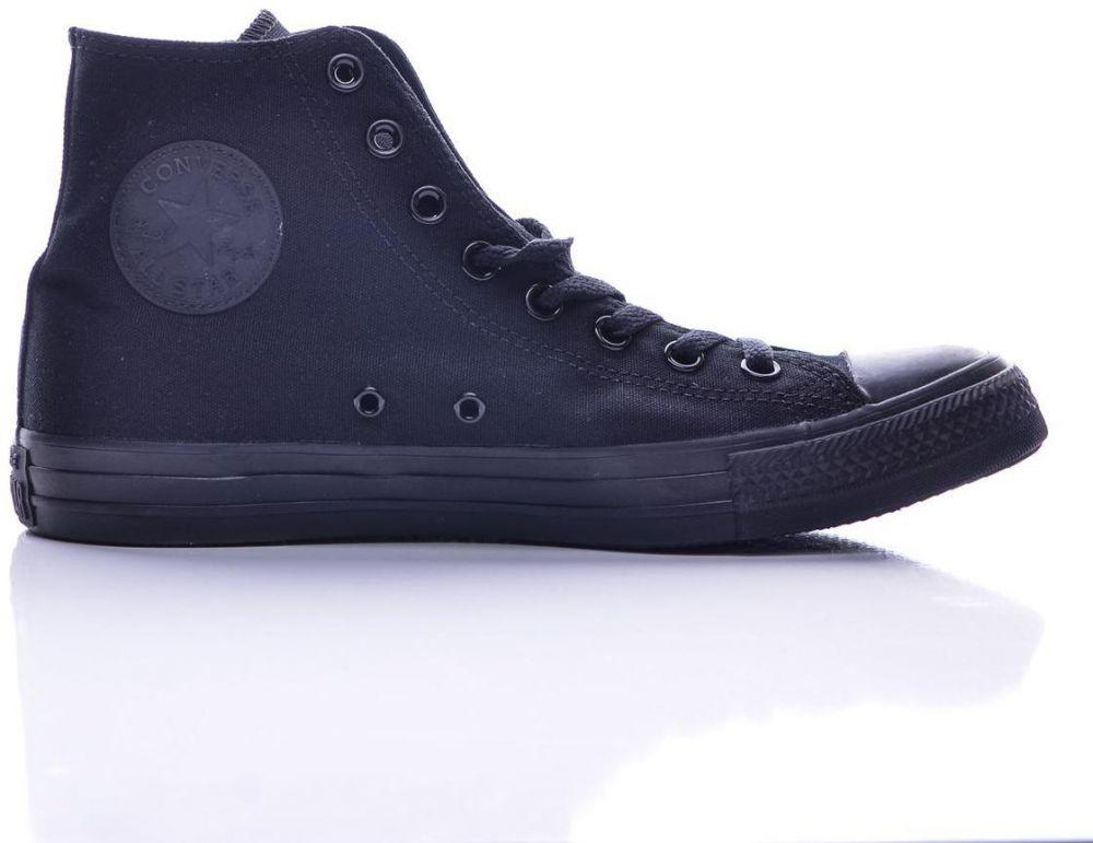 b1f931442b444 Unisex čierne plátené tenisky Chuck Taylor All Star Hi 36,5 značky Converse  - Lovely.sk