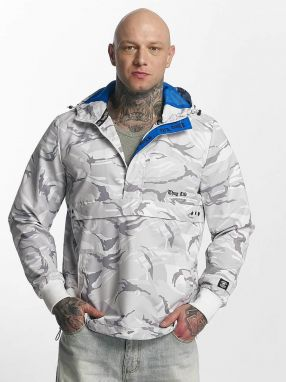 Winter Jacket Threat in white 4XL