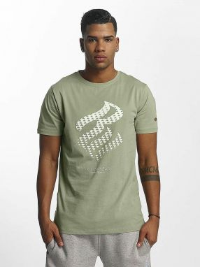 T-Shirt Triangle in gray 3XL