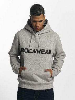 Hoodie Font in gray 3XL