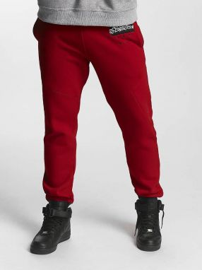 Sweat Pant Topping Red 6XL