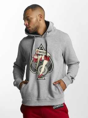Hoodie Pikwire in gray 6XL