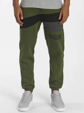 Sweat Pant Cutter in olive 6XL