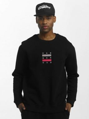 Pullover Uncaged in black 3XL