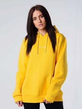 Hoodie Yellow 304 Clothing S