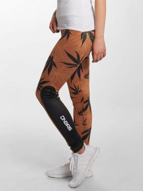 Legging/Tregging Weedo in brown XXS