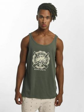Tank Tops BananaBeach in olive 6XL