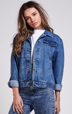 Denim Jacket Blue XS