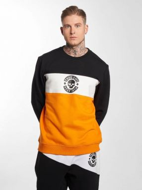Jumper Lion in orange 3XL