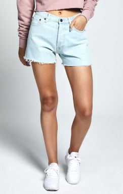 Shorts SikSilk Festival-Light Blue XS