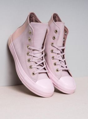 Sneakers Pink Chuck Taylor All Star Hi Top Women 37,5
