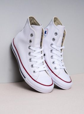 Leather Sneakers White Chuck Taylor All Star Hi Top Unisex 39,5