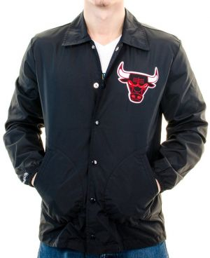 Bunda Chicago Bulls Black S