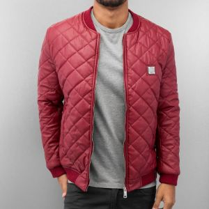 Quilt Jacket Red S