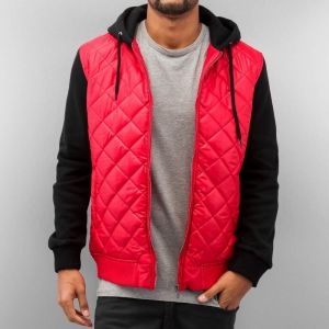 Two Face Jacket Red S