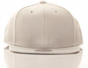 Snapback Mitchel & Ness NBA Laser Embossed Off White Štandardná