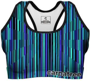Sports Crop Top Movement XS