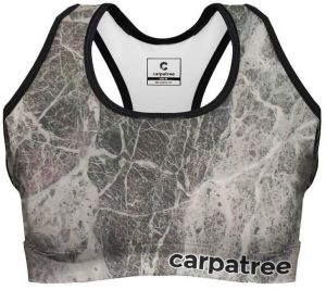 Sports Crop Top Grey Marble XS