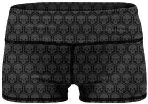 Women Training Shorts Hexskull XS