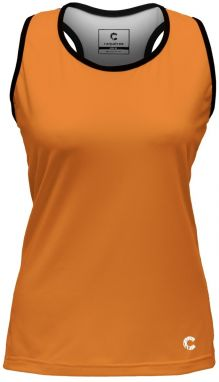 Women Tank Top Spice Orange XS