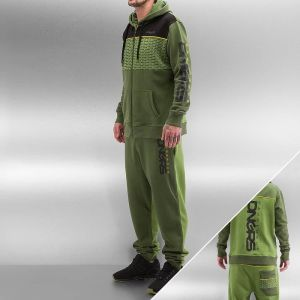 Marne Sweat Suit Olive 3XL