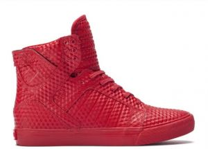 Boty Skytop Red Red 6