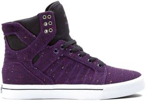 Boty Skytop Purple Black 37,5