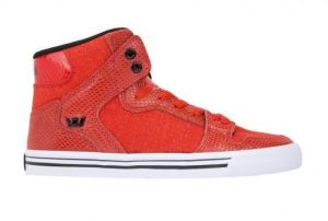 Boty Vaider Red 5