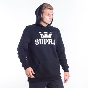 Mikina Above Pullover Black S