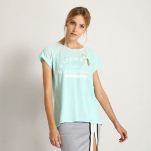 Lady's T-shirt Short Sleeve S