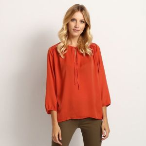 Lady's Blouse Long Sleeve 40