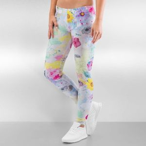 Flower Leggings Colored XXS